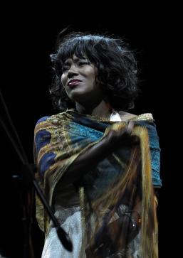 Concert gratuit donné par la ville d'Orange le 29 juin 2011