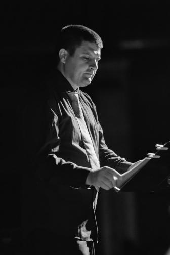 Romain Thivolle avec le Django Revisited Big Band